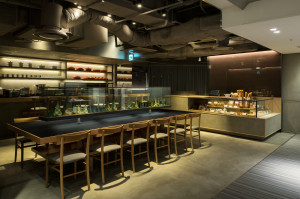 brasserie coron with LE CREUSET
